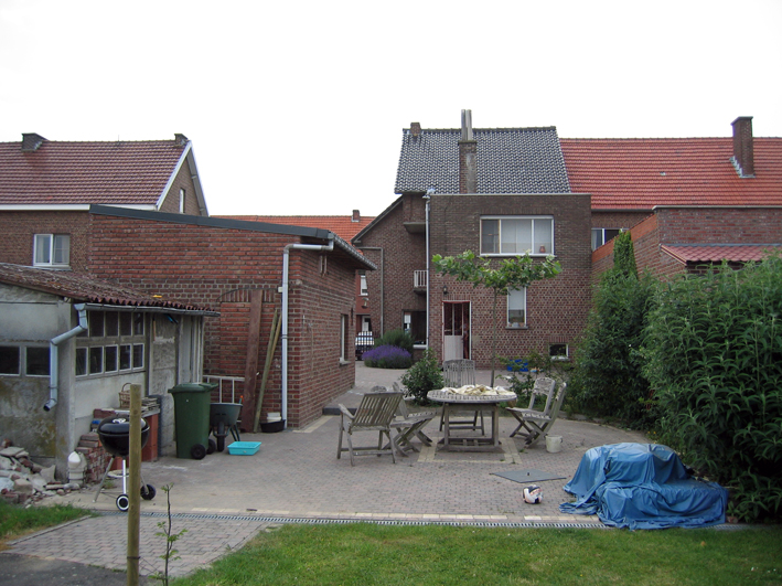 Woning wue07 particuliere woningen projecten for Particuliere woningen